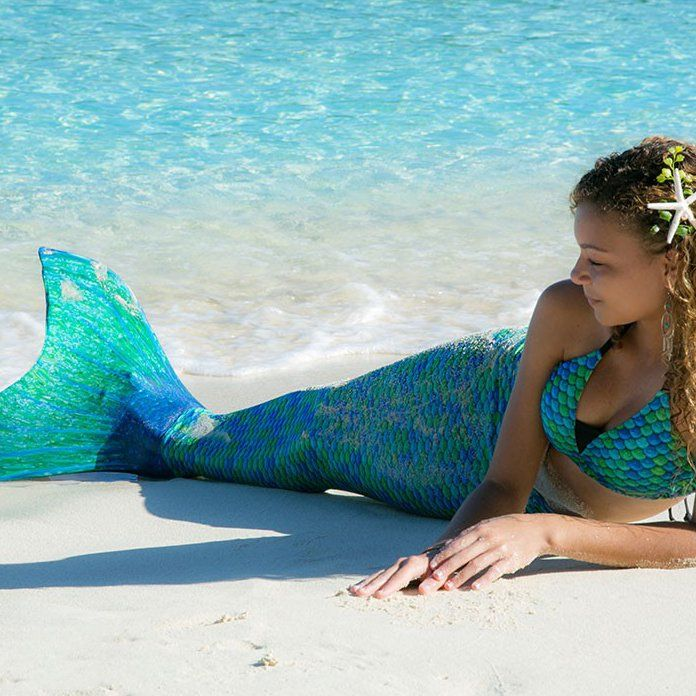 Fancy - Fin Fun Mermaid Tail