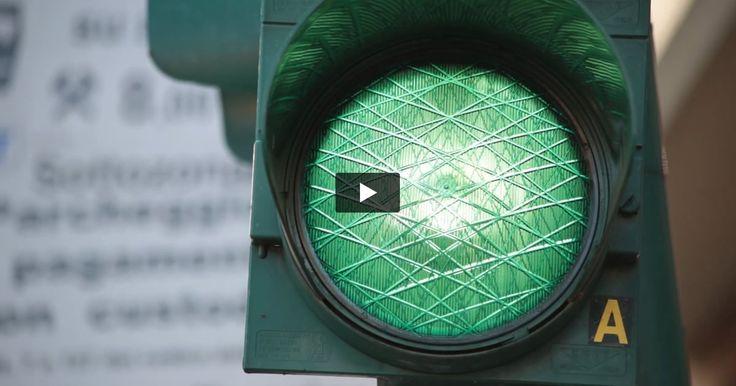 Free stock video of go, light, green