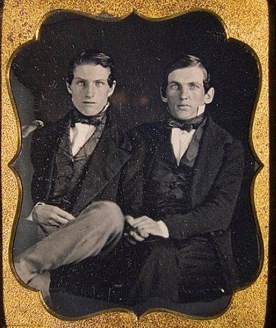 Victorian Bromance