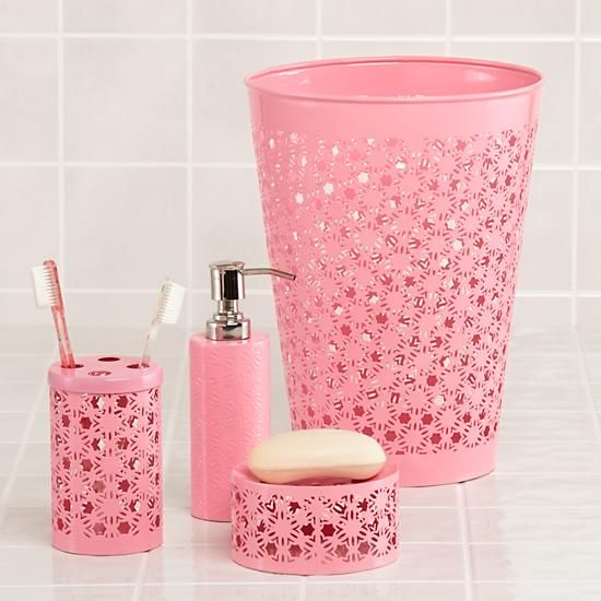 Bathroom Accessories Las Vegas 25+ best pink bathroom accessories ideas on pinterest | gold