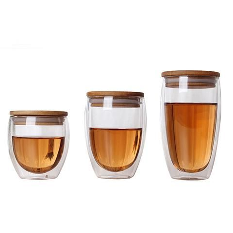 Double-Wall Glasses Cup
