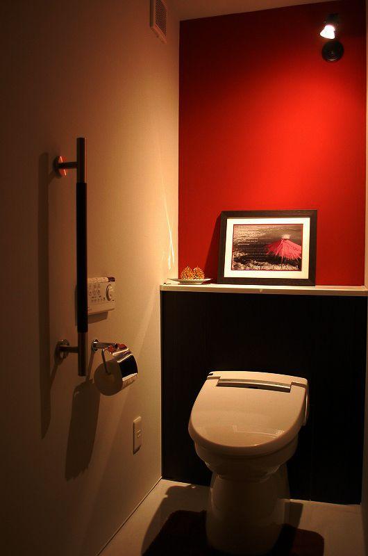 昨日頂きましたリクエストにお答えしてトイレネタで。 インテリアのなかで難しいと思うのがトイレ。僕は、どの飲食店に行っても必ずトイレを...