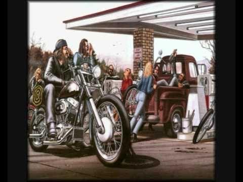 Molly Hatchet - One Last Ride (+playlist)