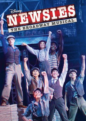 Newsies: The Broadway Musical (2017) - Newspaper delivery boys in 1899 New York face danger and destitution by striking against their greedy media-mogul employers in this acclaimed musical.