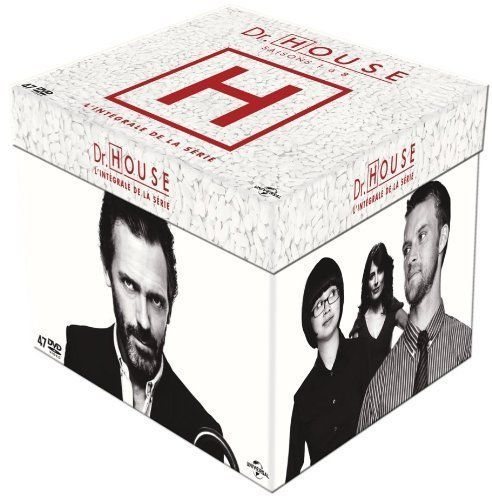 Dr. House - L intégrale de la série + Clé USB exclusive 2Go  Édition Collector