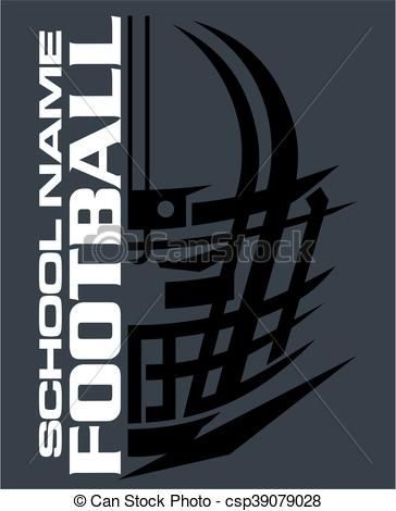 Vector - football - stock illustration, royalty free illustrations, stock clip art icon, stock clipart icons, logo, line art, EPS picture, pictures, graphic, graphics, drawing, drawings, vector image, artwork, EPS vector art