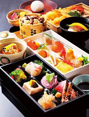 京都ホテルオークラ別邸 京料理 粟田山荘
