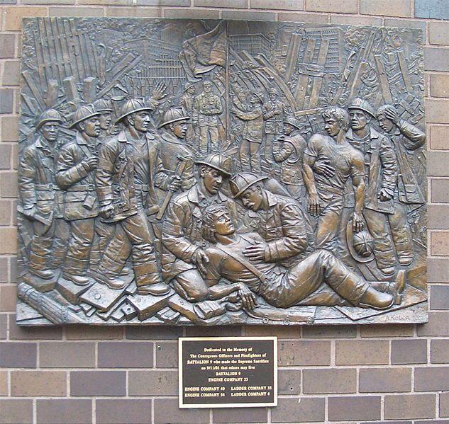 FDNY Battalion 9   9-11 Memorial