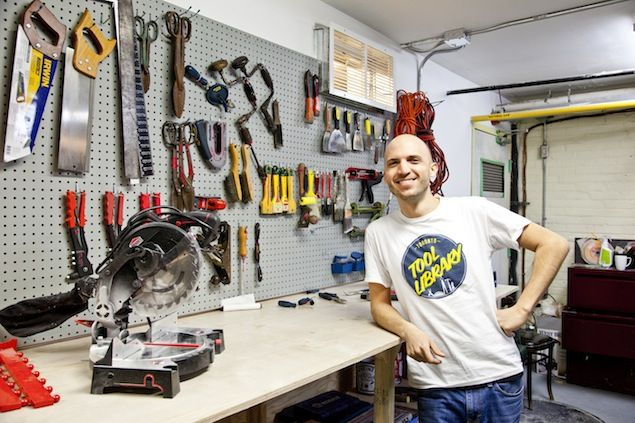 5 things we learned about the Toronto Tool Library/THE GRID
