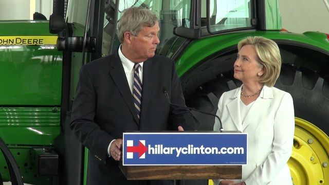 Tom Vilsack a 'safe' choice for VP, but the right one?