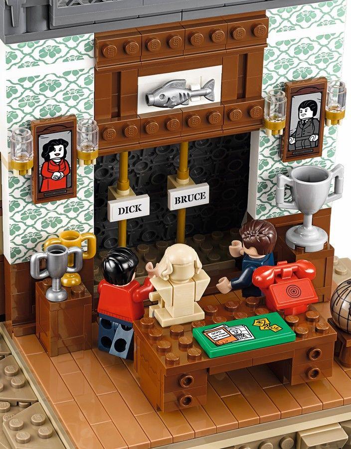 LEGO® Super Heroes Batman™ Klasszikus TV sorozat - Batcave 76052 | Kockashop
