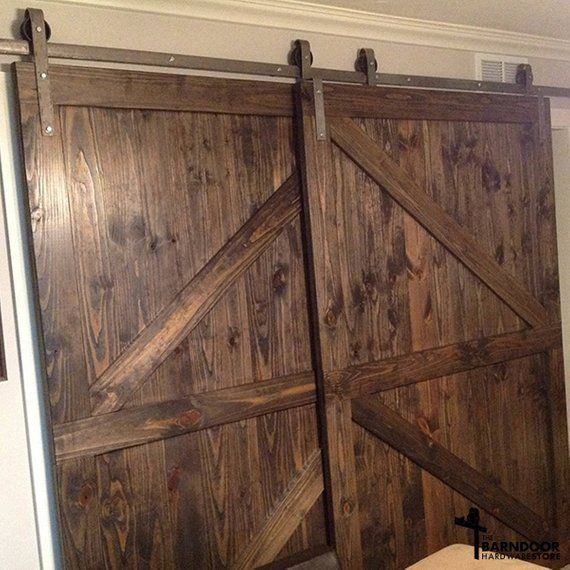 On Byp Sliding Barn Door