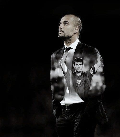"""Josep Guardiola / """"Pep"""" / Greatest Coach / FC Barcelona"""
