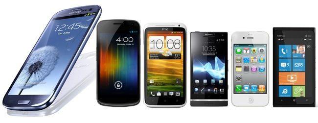 Comparamos el Samsung Galaxy SIII con sus mayores rivales comerciales: http://ow.ly/aI9zP