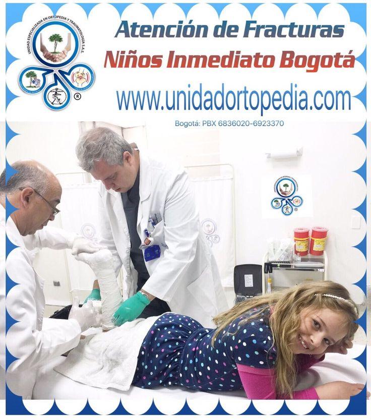 Atención en traumatología infantil en Bogota con citas inmediatas, médicos especialistas en la Unidad Especializada en Ortopedia y Traumatología www.unidadortopedia.com Bogotá -Colombia. PBX: 571- 6923370, Móvil +57 300-2597226 #Ortopedia #Traumatologia #Orthopaedic #Trauma #OrthoPediatrics #unidadortopedia #ortopedistas #clinicafracturas #clinicaesguinces #ortopediabogota #radiologiasuba #traumatologiasuba