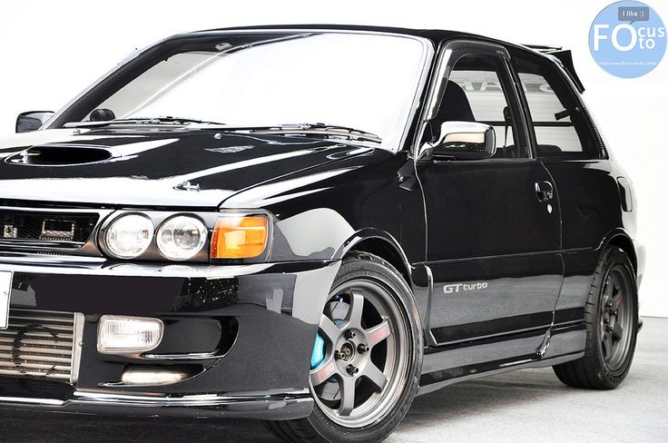 Starlet | Toyota Starlet GT Turbo | 4th Bangkok Used Car & Imported Car Show 2012 | Flickr - Photo Sharing!