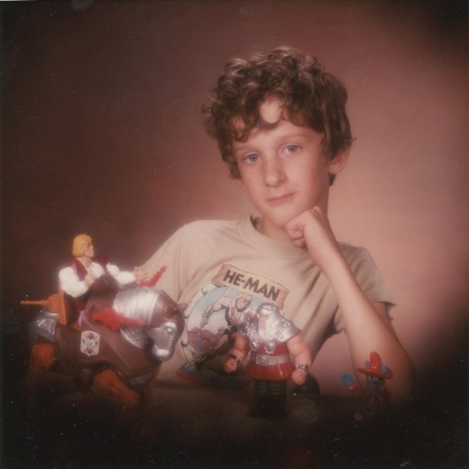 Dustin Diamond. Screech was always a geek.: 80S, He Men, Dustin Diamonds, Glamour Shots, Funny Pictures, Funny Stuff, Families Photos, Awkward Families, Kid
