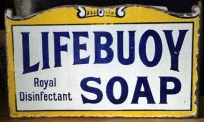 Sunlight & Lifebuoy Soap