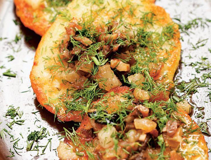 Clătite de cartofi - Retete culinare - Romanesti si din Bucataria internationala