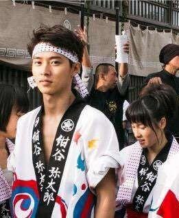 "18-yr-old Keita x Mare.  Kento Yamazaki x Tao Tsuchiya, J Drama ""Mare"". http://www.drama.net/mare [Eng. sub]"