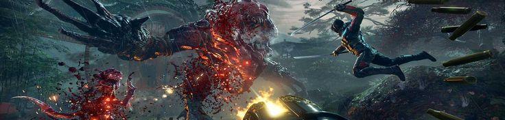 Review: Shadow Warrior 2    Lo Wang is back baby! Wie deze kale huurmoordenaar niet kent mist iets in zijn leven. Lo Wang is de protagonist van Shadow Warrior. Een game die ongeveer tegelijk met Duke Nukem uitkwam en in hetzelfde rijtje thuis hoort. Alleen dan in iets meer Aziatische sferen. En met zwaarden! En nog flauwere humor dan in Duke Nukem.   https://www.gamedomein.net/recensie/review-shadow-warrior-2/