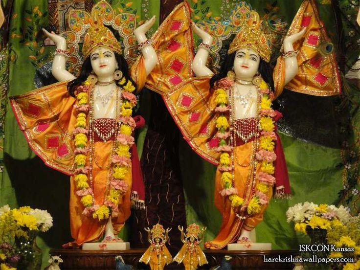 Gauranga Nitynanda Deity