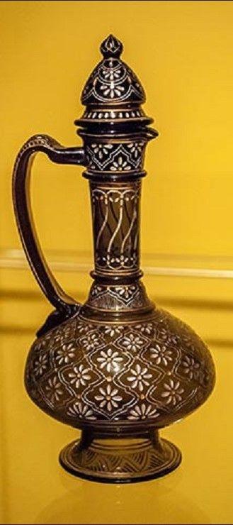 J. &. L. Lobmeyr,Indian Series. Designed by Moritz Knab, 1889