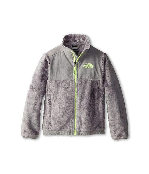 nice The North Face Kids Denali Thermal Jacket (Little Kids/Big Kids) TNF Black/Azalea Pink