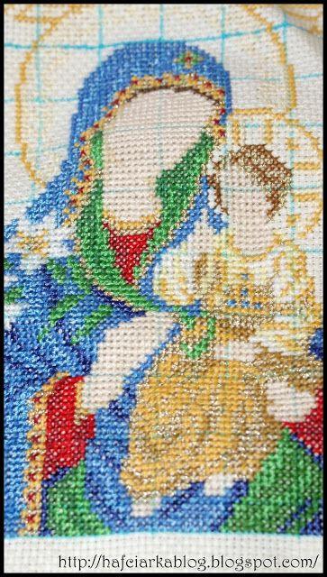 Hafciarka: Madonna z Dzieciątkiem