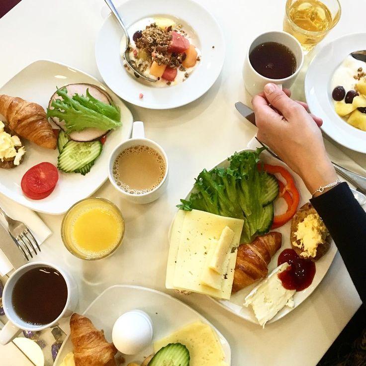 Voiko aamu paremmin alkaa? #fazercafe #aamiainen
