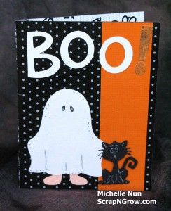 Best 20 Cricut Halloween Cards Ideas On Pinterest