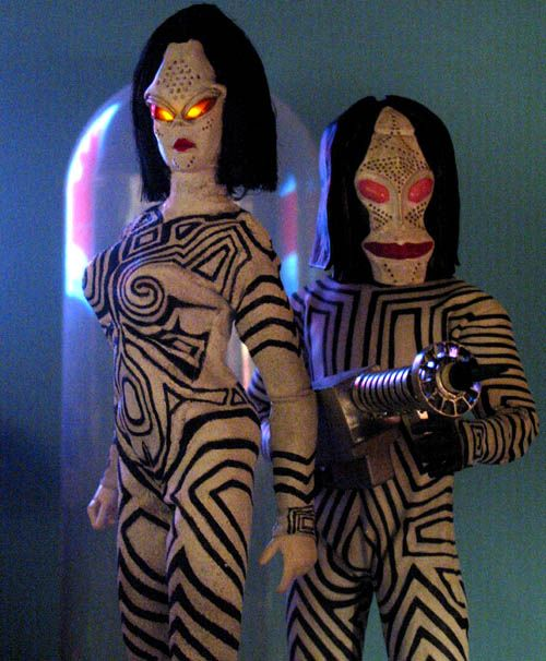 dada mama female ultraman doll