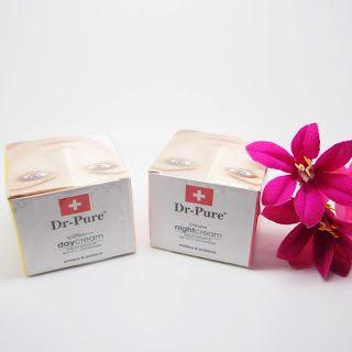 Cream DR Pure / Cream dr pure Day dan Night