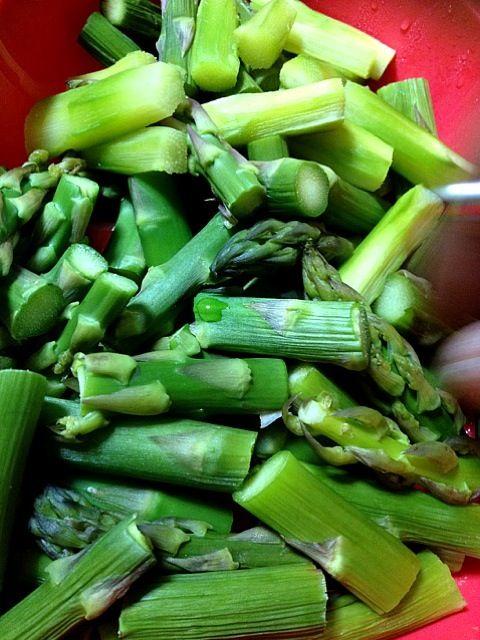 コストコのアスパラガスは外国産だけど、甘くて美味しい。 - 17件のもぐもぐ - 蒸しアスパラガス by sumichan1112