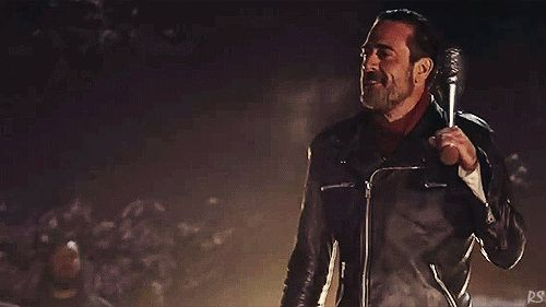 Negan / The Walking Dead Episode 616 Last Day on Earth