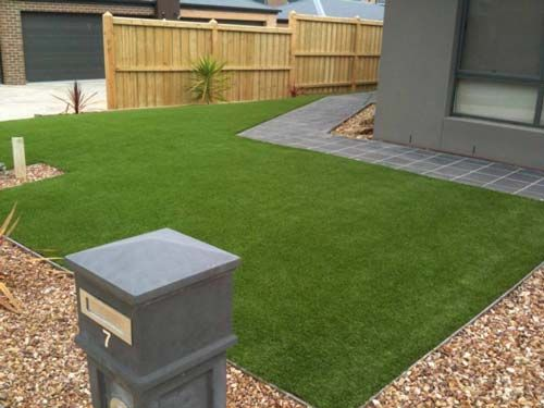 Due to unstable weather, landscaping with synthetic grass is getting popular these days in Melbourne. Get best landscaping results using our step by step installation process. #SyntheticGrass #TurfSupplier #Landscaping