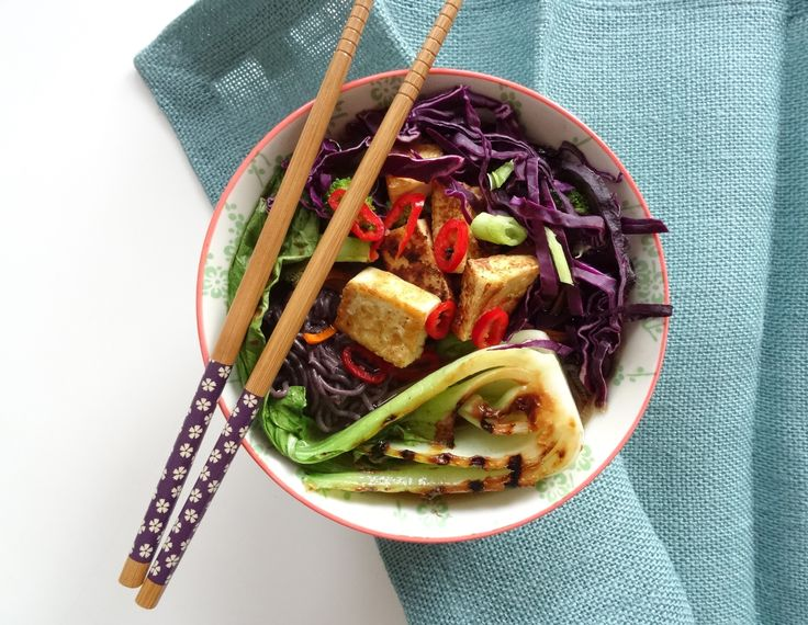 Layla Kamlani, daughter of King Soba Noodle Culture founder Kim Kamlani, created this delicious ramen recipe that is sure to...