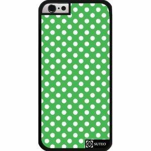 Coque Iphone 6 (4,7 '') – Motifs Pois Blanc sur fond Vert - ref 374 - Achat coque - bumper pas cher, avis et meilleur prix - Cdiscount