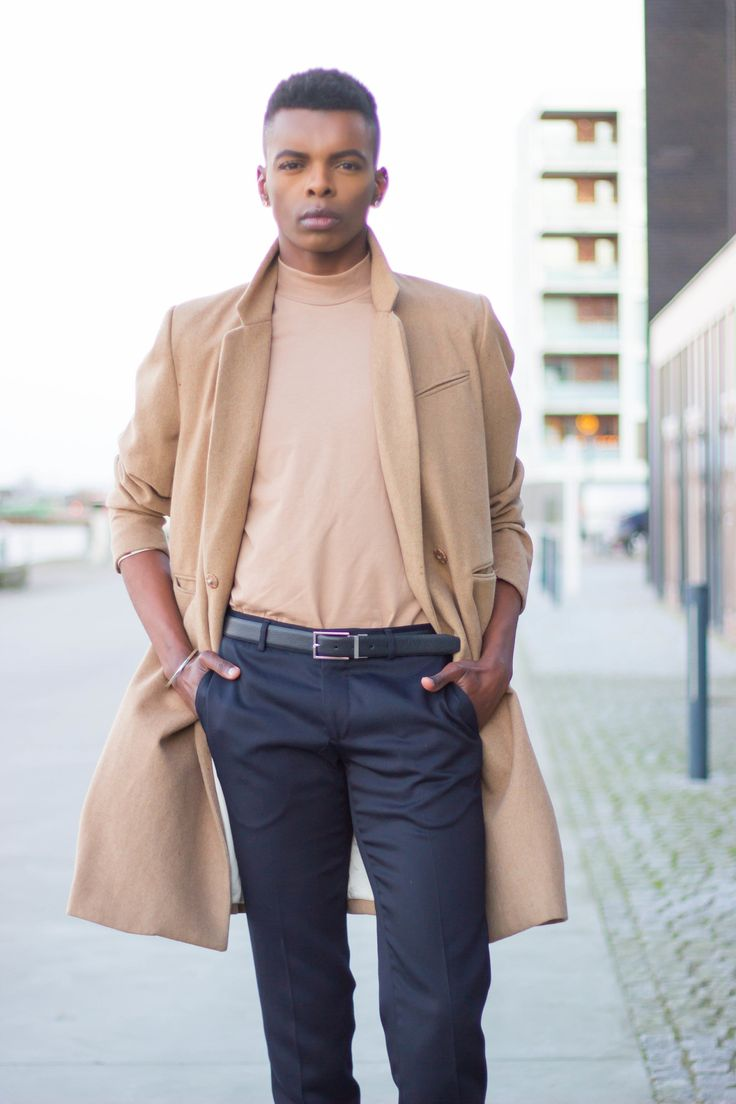 Suede Boots And Nude Colors