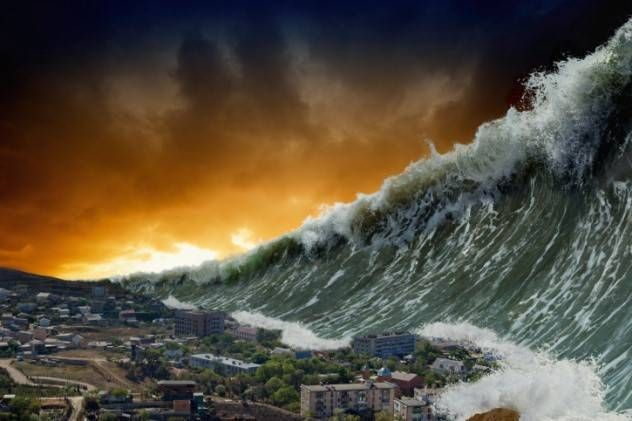 Tsunamis in the United States | What Causes a Tsunami, and How You Can Stay Safe | Natural Disaster Personal Safety by Survival Life at survivallife.com/...