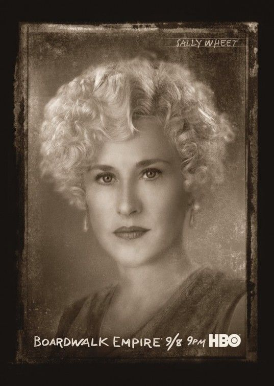 Sally Wheet (Patricia Arquette) Boardwalk Empire #tv #hbo