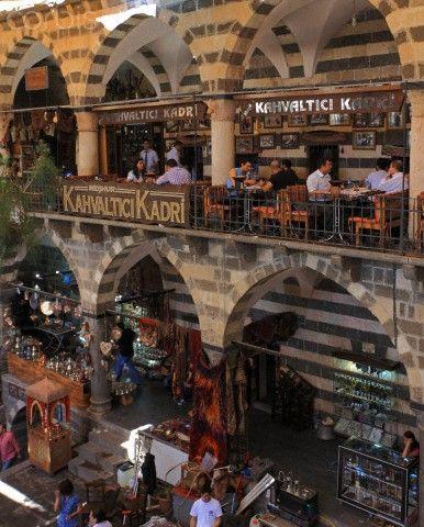Diyarbakir, Hasan Pasa Hani - Turkey
