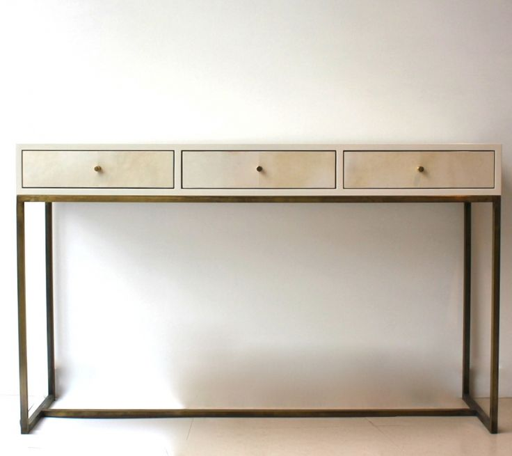 Olivia Console - B.I. MADE IN GERMANY COLLECTION by Birgit Israel | in the New Arrivals