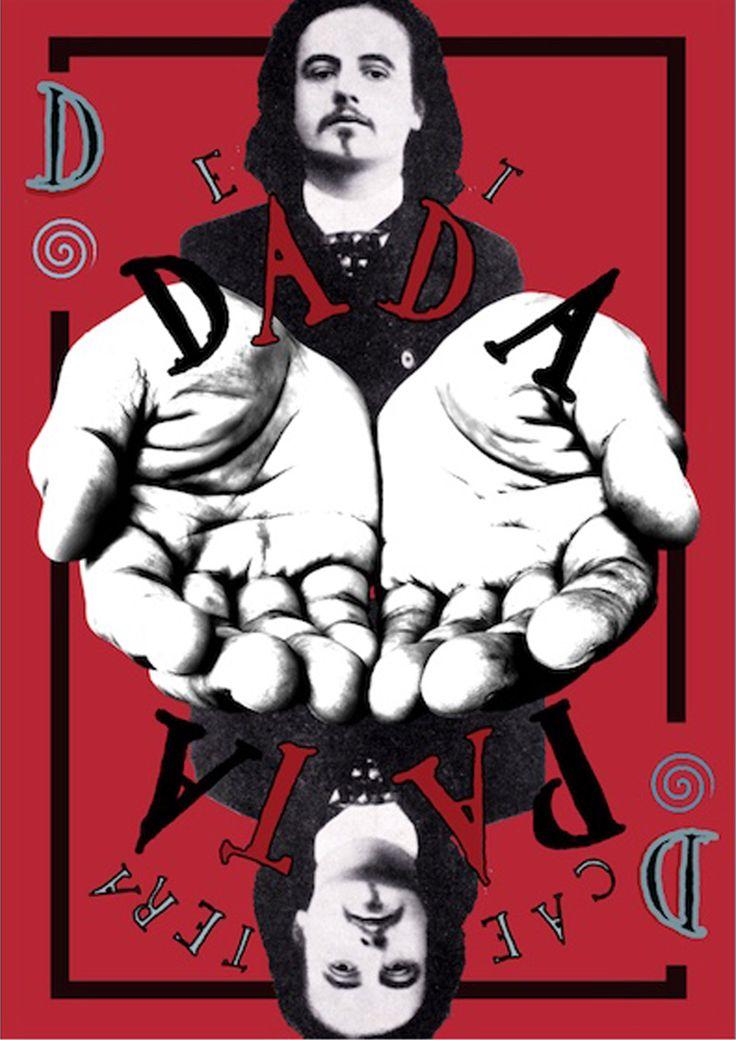 Exposition sur le Dadaisme, BNF