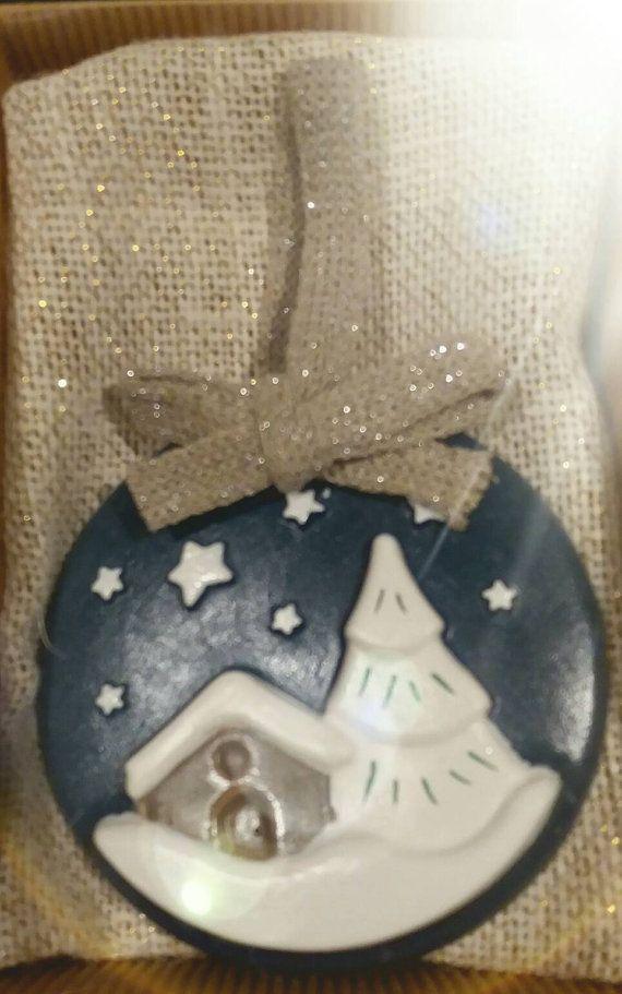 Guarda questo articolo nel mio negozio Etsy https://www.etsy.com/it/listing/480766449/decorazione-natalizia-da-appendere-in