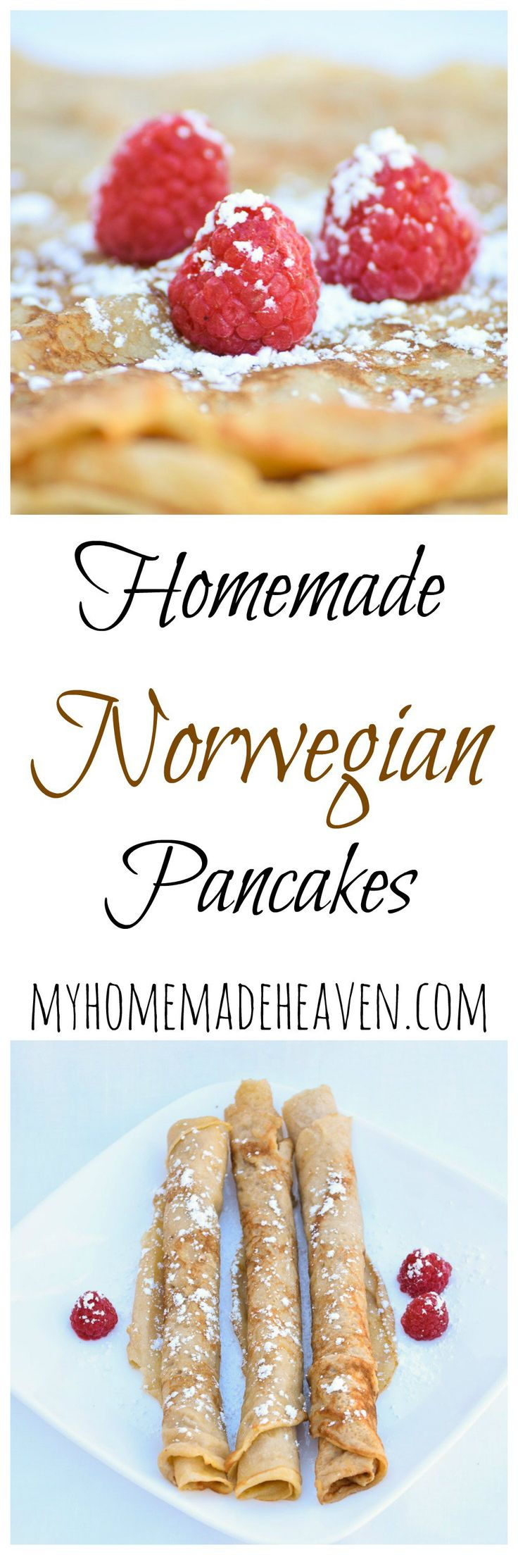 Many years ago I had the opportunity to live in Norway for 18 months. One of the things that I absolutely loved about Norway was their food. Some of it took some getting used to, but much of it was so amazing that I couldn't seem to get enough! Norwegian pancakes were one of those....Read More »