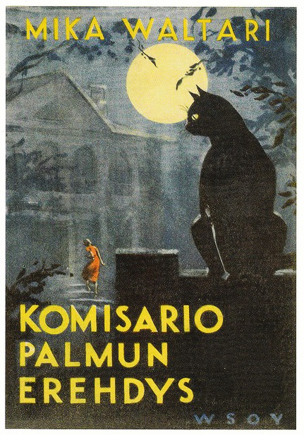 Book by Finnish author Mika Waltari