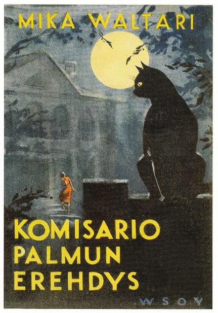 Book by Finnish author Mika Waltari