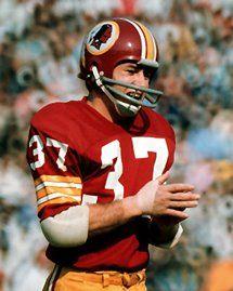 Pat Fischer - Washington Redskins - CB