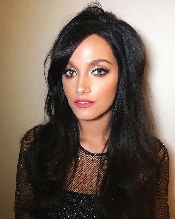Make up look para Oriana Sabatini por Bettina Frumboli